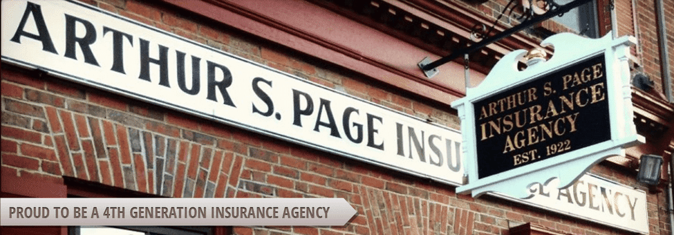 Arthur S. Page Insurance Agency Logo